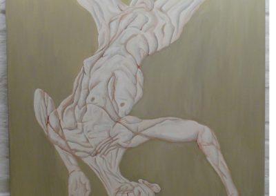ohne Titel (Das Tuch), 2010